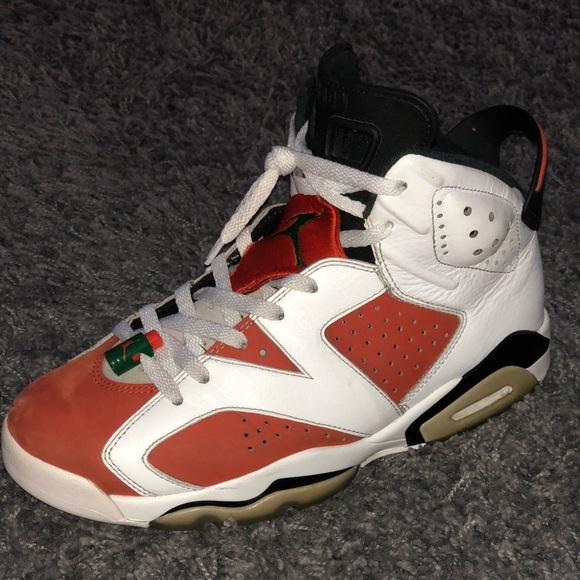 "Jordan Shoes - Jordan 6 ""gatorade"""